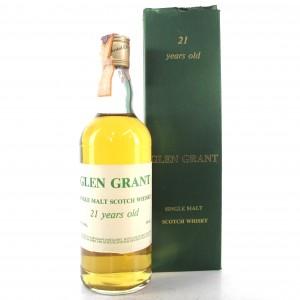 Glen Grant 1961 Zenith 21 Year Old