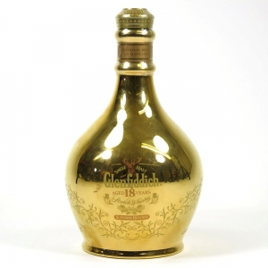 Glenfiddich 18 Year Old Superior Reserve Decanter Front