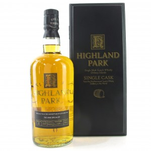 Highland Park 20 Year Old Single Cask #900070 / The Wine Specialist