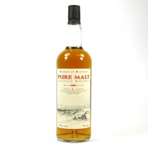 Inverhouse 8 Year Old Pure Malt 1 Litre Front
