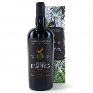 Hampden 1998 Hidden Spirits Full Proof Single Cask Jamaica Rum / LMDW Exlusive