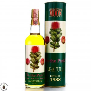 Lagavulin 1988 Moon Import #2029 / In the Pink