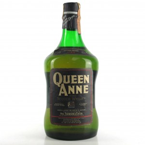 Queen Anne Rare Scotch 1980s 2 Litre