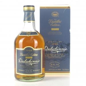 Dalwhinnie 1989 Distillers Edition