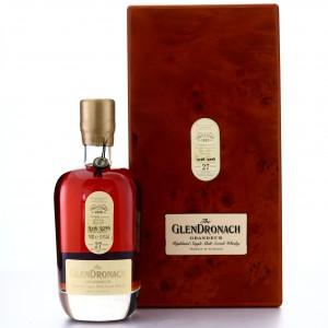 Glendronach Grandeur 27 Year Old Batch #010