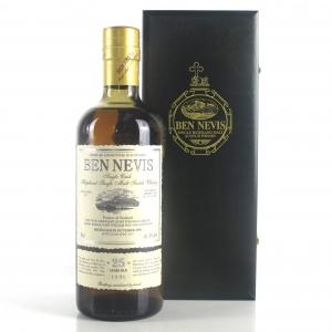 Ben Nevis 1991 Single Sherry Cask 25 Year Old