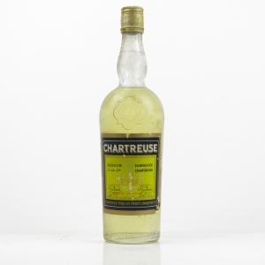 Chartreuse De Voiron Yellow Label 1970s