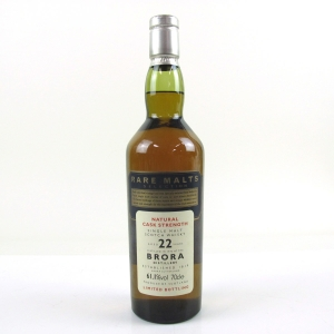 Brora 1972 Rare Malt 22 Year Old / 61.1%
