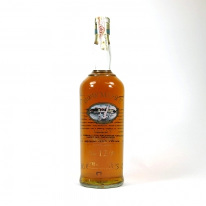 Bowmore 12 Year Old Screen Print 1990s 1 Litre Front
