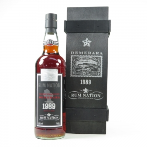 Demerara 1989 Rum Nation / Sherry Cask