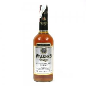 Walker's De Luxe Straight Bourbon Front