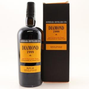 Diamond 1999 15 Year Old Demerara Rum