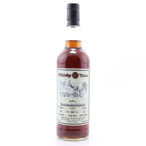 Bunnahabhain 1990 Whisky Tails 20 Year Old