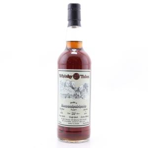 Bunnahabhain 1990 Whisky Tails 20 Year Old