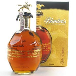 Blanton's Single Barrel Gold Edition 2016