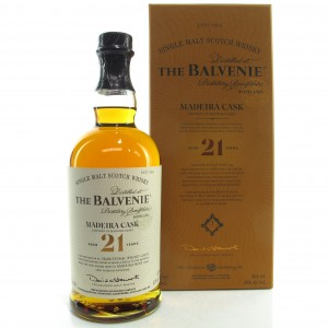Balvenie 21 Year Old Madeira Cask Finish