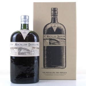 Macallan 1861 Replica