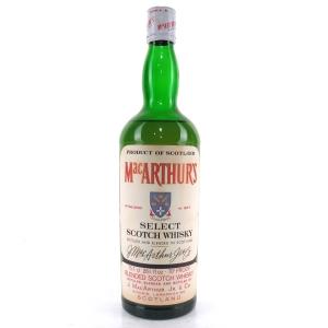 MacArthur's Select 1970s