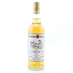 Caol Ila 1979 Whisky Tails 27 Year Old