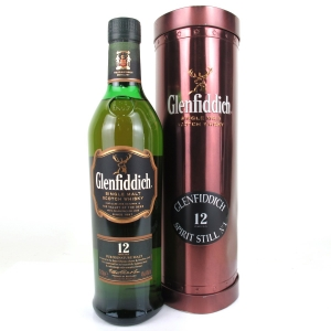 Glenfiddich 12 Year Old / Spirit Still No.1