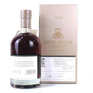 Glenglassaugh 1978 Rare Cask 36 Year Old