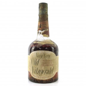 Very Very Old Fitzgerald 1955 Bonded 12 Year Old / Stitzel-Weller