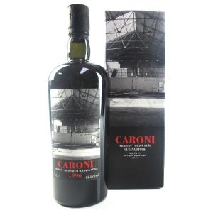 Caroni 1996 100 Proof 20 Year Old Rum / La Maison Du Whisky 60th Anniversary