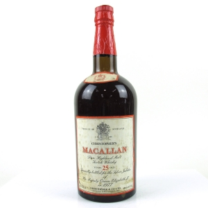 Macallan 25 Year Old Silver Jubilee Magnum 1.5 Litre