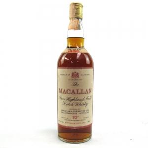 Macallan 1936 Gordon and MacPhail