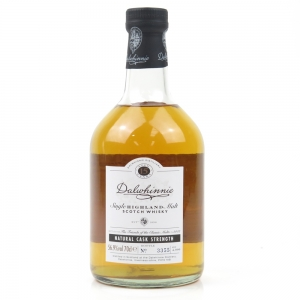 Dalwhinnie 15 Year Old Friends of the Classic Malts 2002 / Cask Strength