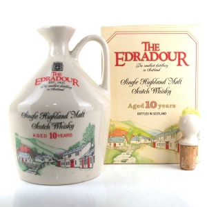 Edradour 10 Year Old Decanter