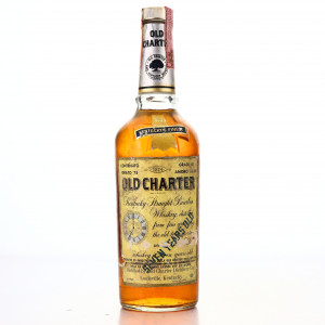 Old Charter 7 Year Old Kentucky Straight Bourbon 1970