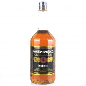 Jack Daniel's Gentleman Jack 2nd Generation 1 Litre