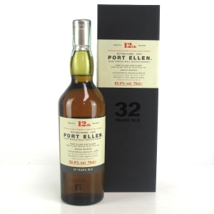Port Ellen 1979 32 Year Old 12th Release