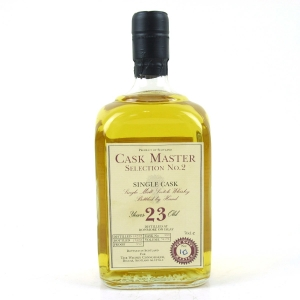 Bowmore 1972 Whisky Connoisseur 23 Year Old / Cask Master Selection No.2