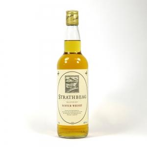 Strathbeag Blended Scotch Whisky Front
