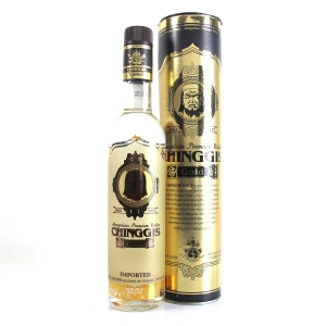 Chinggis Gold Mongolian Vodka