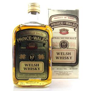Prince of Wales 10 Year Old 75cl / US Import