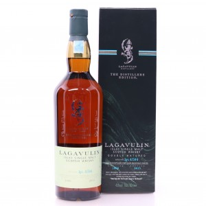 Lagavulin 1999 Distillers Edition