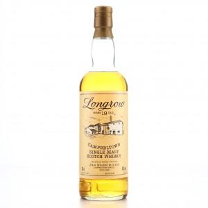 Longrow 19 Year Old Single Cask #1548