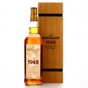 Macallan 1948 Fine and Rare 53 Year Old