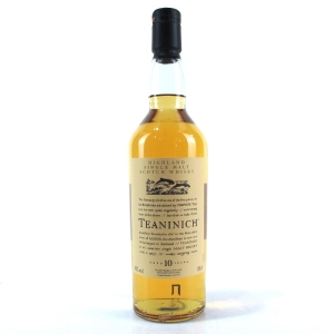 Teaninich 10 Year Old Flora and Fauna