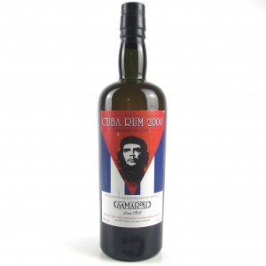 Sancti Spiritus 2000 Samaroli / Selected Cask No.3 Cuban Rum
