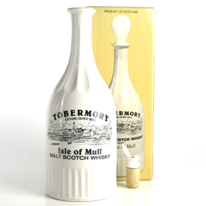 Tobermory Single Malt Decanter 1980s
