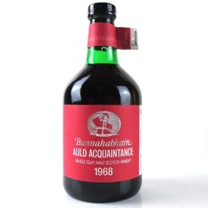 Bunnahabhain 1968 Auld Acquaintance 34 Year Old