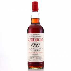 Glenfarclas 1969 Sherry Cask Vintage Selection