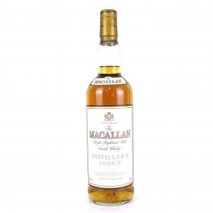 Macallan Distiller's Choice / Japanese Import