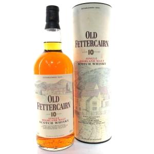 Old Fettercairn 10 Year Old 1 Litre