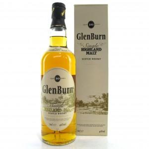 Glen Burn 10 Year Old Highland Single Malt