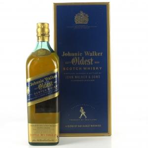 Johnnie Walker Oldest